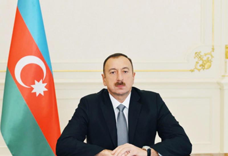 Президент Ильхам Алиев поздравил нового короля Таиланда