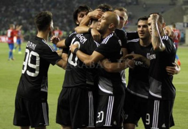 "Лига Европы: ""Карабах"" одержал победу над ПАОК <span class=""color_red"">- ОБНОВЛЕНО</span>"