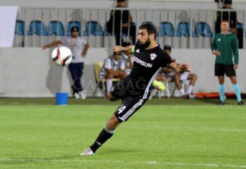 Капитан «Карабаха» о победе над греческим ПАОК