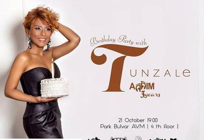 Тунзаля Агаева отметит день рождения с поклонниками