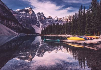 "Живописные пейзажи Канады <span class=""color_red"">- ФОТО</span>"