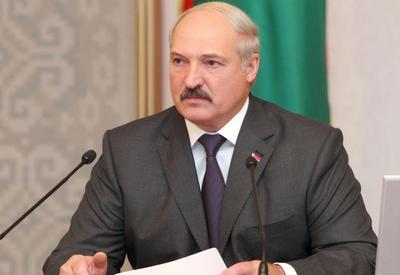 Лукашенко о радиоактивных веществах на борту самолета, летевшего из Армении
