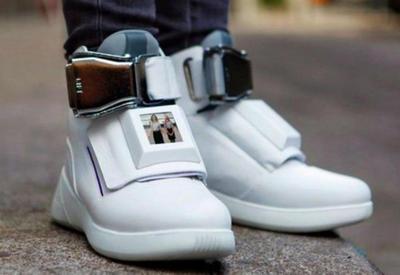 """Первые в мире кроссовки с беспроводным интернетом <span class=""""color_red"""">- ФОТО</span>"""