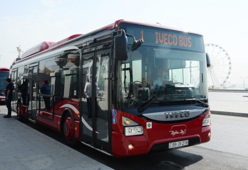 """В Баку изменились два автобусных маршрута <span class=""""color_red"""">- ПОДРОБНОСТИ </span>"""