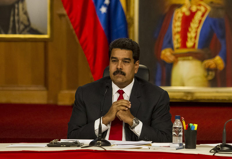 Президент Венесуэлы едет в Азербайджан