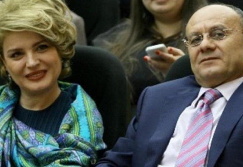 Саргсян избавился от жены опального министра