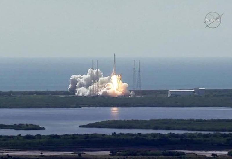 Стала известна причина взрыва ракеты Falcon 9