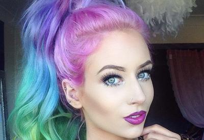 "Тренд осень-зима 2016: разноцветные волосы <span class=""color_red"">- ФОТО </span>"