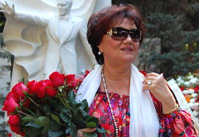 Тамара Синявская: Хочется увидеть новые таланты
