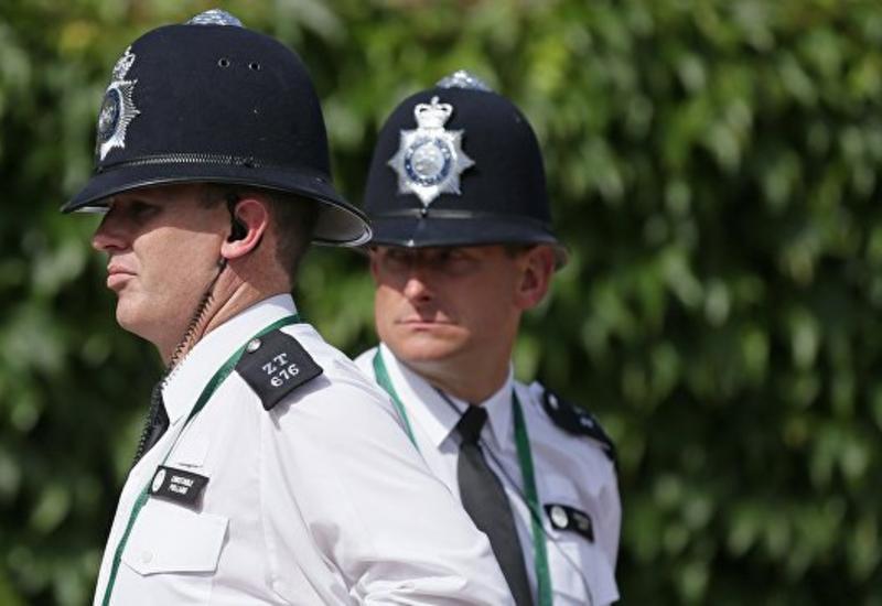 В Англии полиция эвакуировала городской квартал