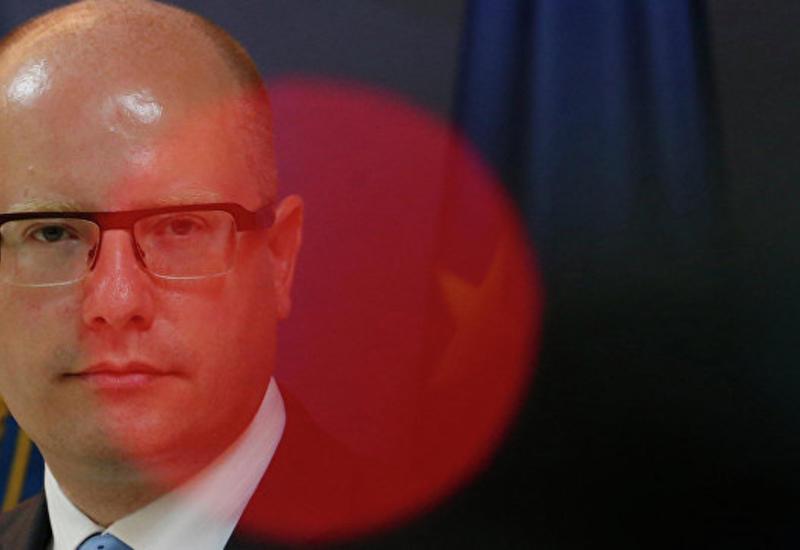 Премьер Чехии: В Европе усиливаются антисистемные движения