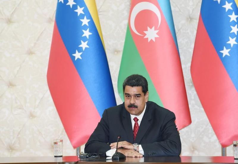 Николас Мадуро: Азербайджан всегда может рассчитывать на поддержку Венесуэлы в реализации резолюций СБ ООН