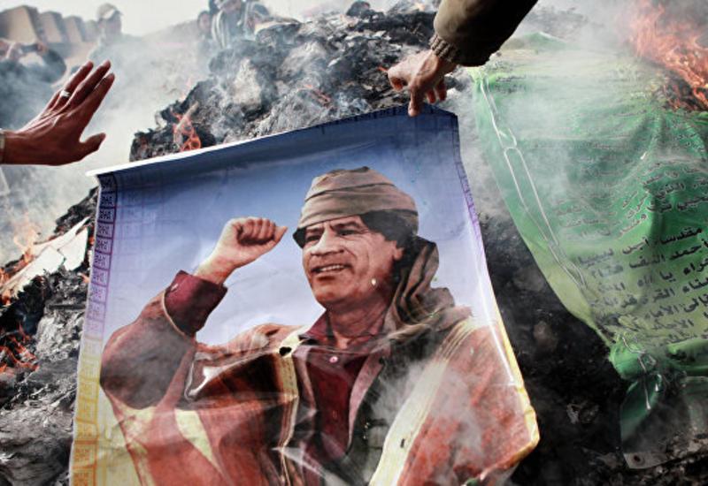 Брат Каддафи о том, что побудило Запад вторгнуться в Ливию