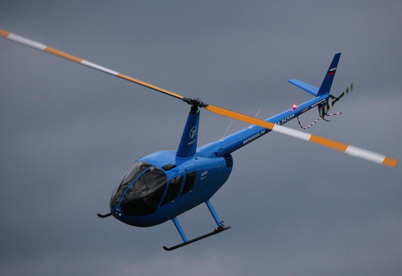 В России пропал вертолет с тремя людьми на борту