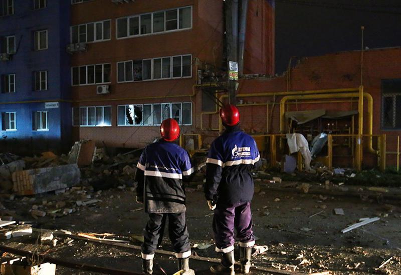 Названа возможная причина взрыва в жилом доме в Рязани