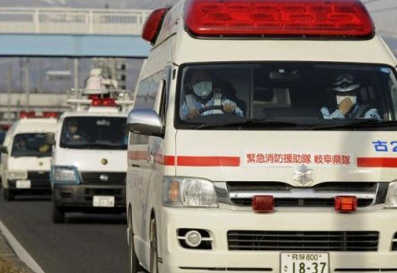 Серия взрывов в Японии, есть жертвы