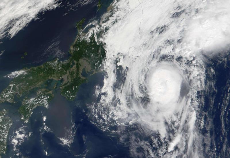 Полтора миллиона человек пострадали от тайфуна в Китае
