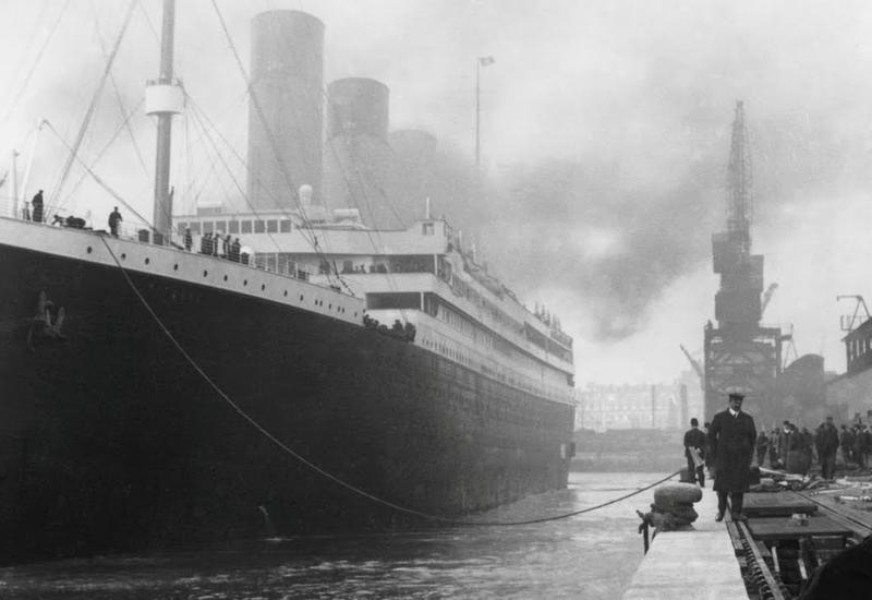 Ключ от кладовки на «Титанике» продали за $104 тысячи
