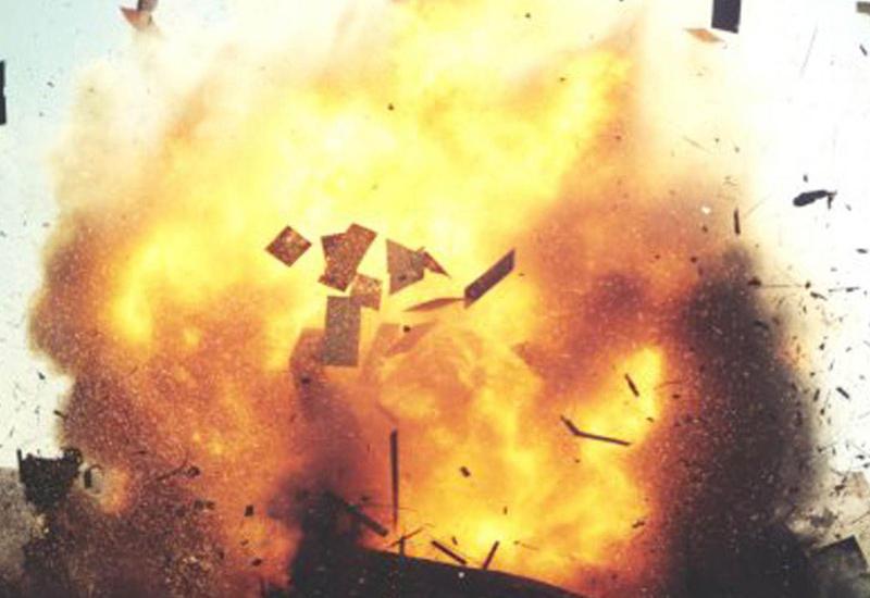 Взрыв в частном доме в Баку, есть пострадавшие