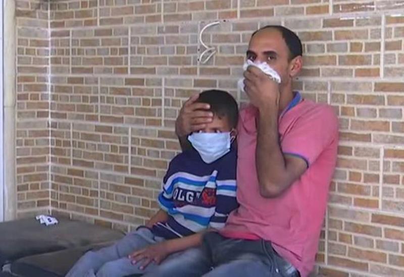 В Мосуле боевики подожгли серный завод, более 1000 пострадавших