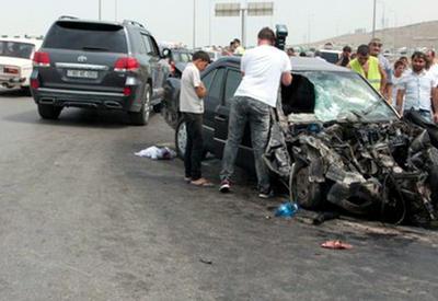 В тяжелом ДТП в Шабране пострадали граждане Ирака