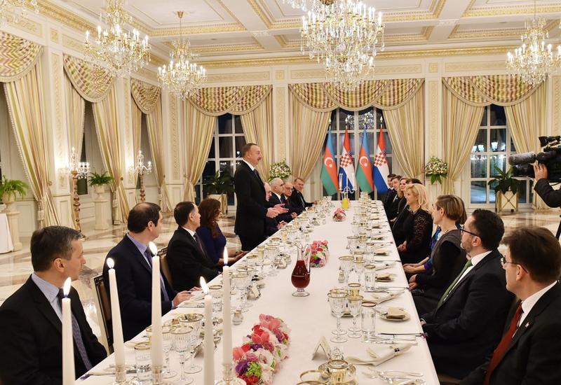 Президент Ильхам Алиев: Запасов газа будет достаточно для Азербайджана и потребителей на протяжении, по меньшей мере, 100 лет