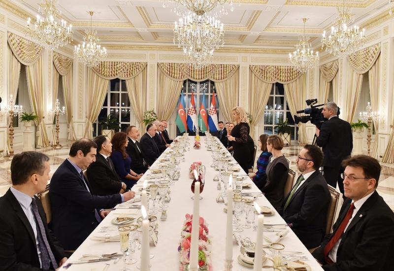 Колинда Грабар-Китарович: Хорватия считает Азербайджан важным партнером в Кавказском регионе