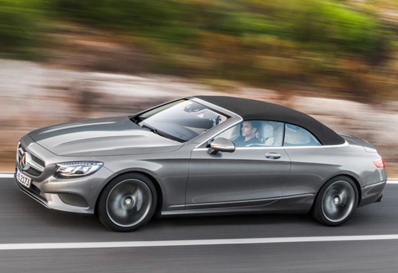 "Вот каким стал новейший кабриолет Mercedes-Benz S-класса <span class=""color_red"">- ФОТО</span>"