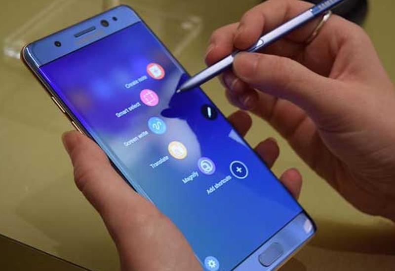 Samsung подтвердила выход Galaxy Note 8