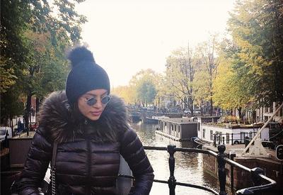 "Гюнай Мусаева отдыхает с подругами в Амстердаме <span class=""color_red"">- ФОТО</span>"