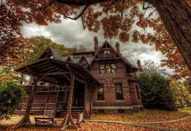 "Исторический особняк Марка Твена: дом, в котором живут привидения <span class=""color_red"">- ФОТО</span>"