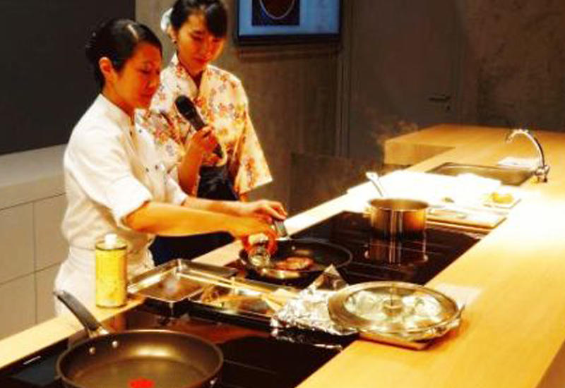 "Panasonic превратил кухню в чудо современных технологий <span class=""color_red"">- ВИДЕО</span>"