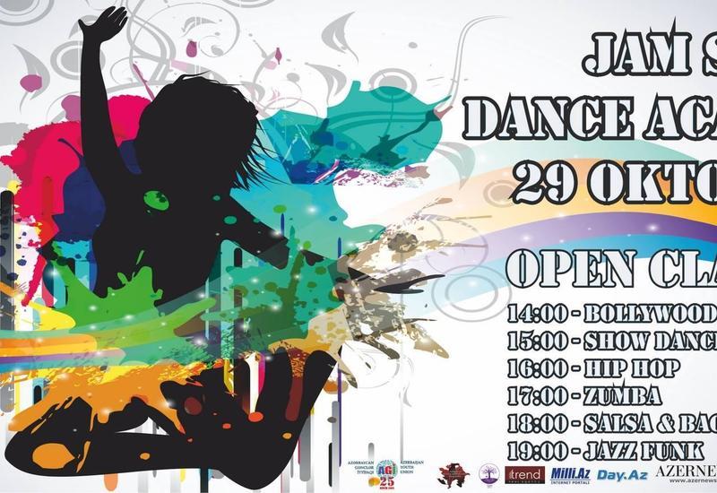 """В Баку пройдут бесплатные уроки по различным направлениям танца <span class=""""color_red"""">- ФОТО</span>"""