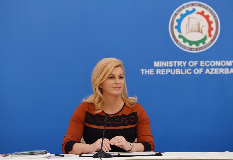 Президент Хорватии: Существуют большие возможности для сотрудничества с Азербайджаном