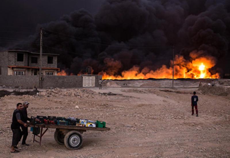 Боевики казнили под Мосулом более 230 человек