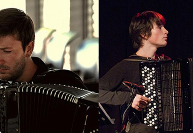 В Баку выступили известные австрийские аккордеонисты