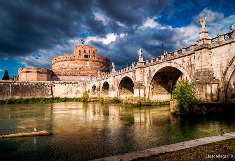 Город в Италии обесточен после землетрясения