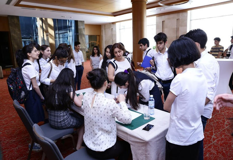 В Азербайджане стартовал второй сезон Школьной лиги по интеллектуальным играм