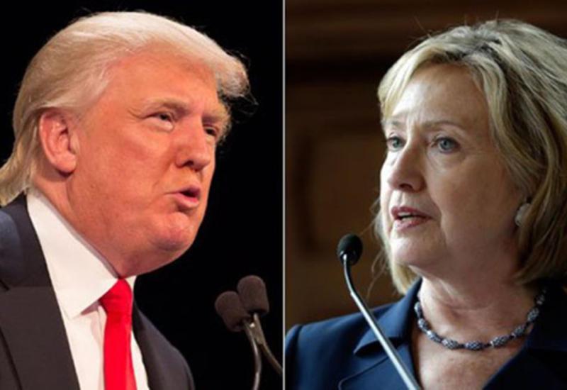 "Трамп опережает Клинтон в этих штатах <span class=""color_red"">- ОПРОС</span>"