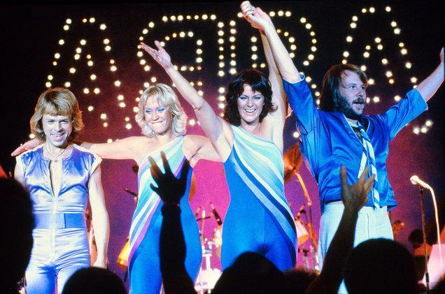 ABBA анонсировали воссоединение ввиртуальном проекте в 2018-ом году