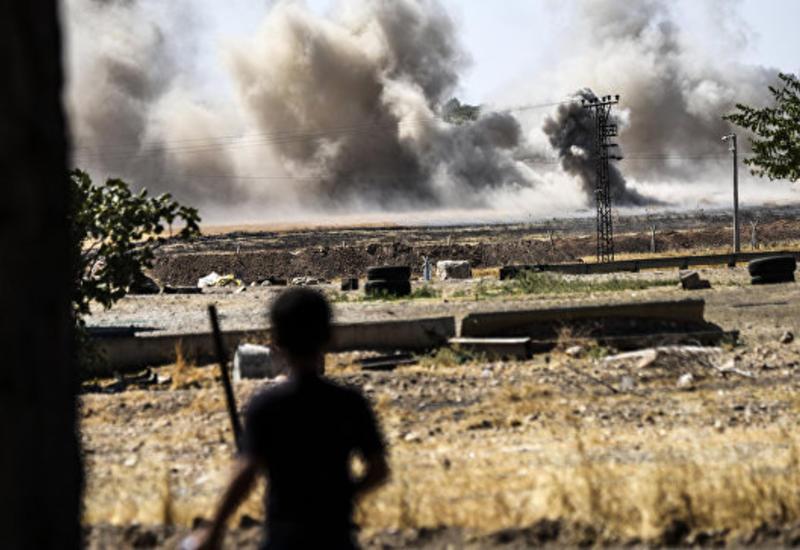 Юго-восток Турции подвергся ракетному обстрелу со стороны Сирии