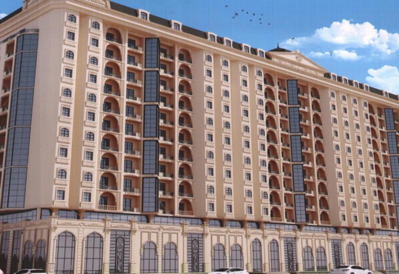 "Бакинский поселок застроят такими домами <span class=""color_red"">– ФОТО</span>"