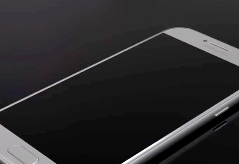 """В Сеть попало видео с новым смартфоном Samsung <span class=""""color_red"""">- ВИДЕО</span>"""
