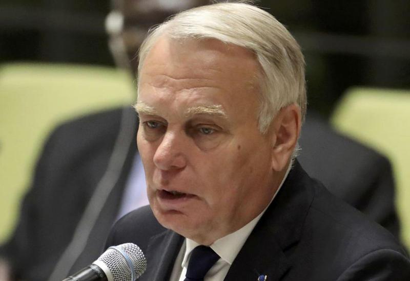 Главы МИД Франции и Армении обсудят карабахское урегулирование