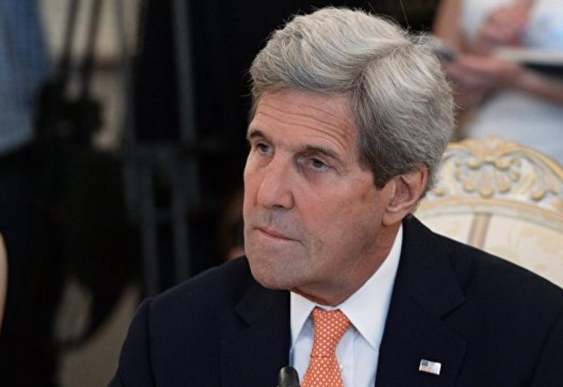 Керри о том, что убедило ЕС продлить антироссийские санкции