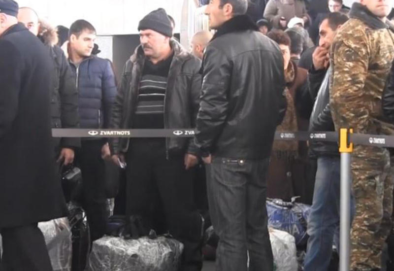 Из Армении сбежали 43 тыс. человек