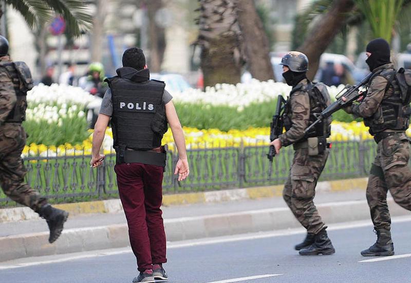 Масштабная спецоперация в Турции