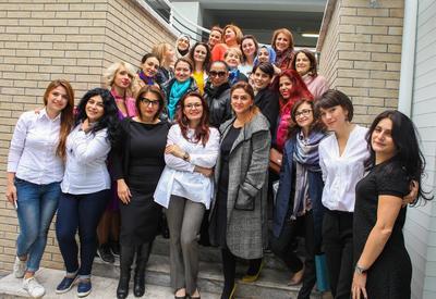 """""""Active Mom's Club"""" провело бизнес-завтрак для женщин при участии специалиста из Украины <span class=""""color_red"""">- ВИДЕО - ФОТО</span>"""