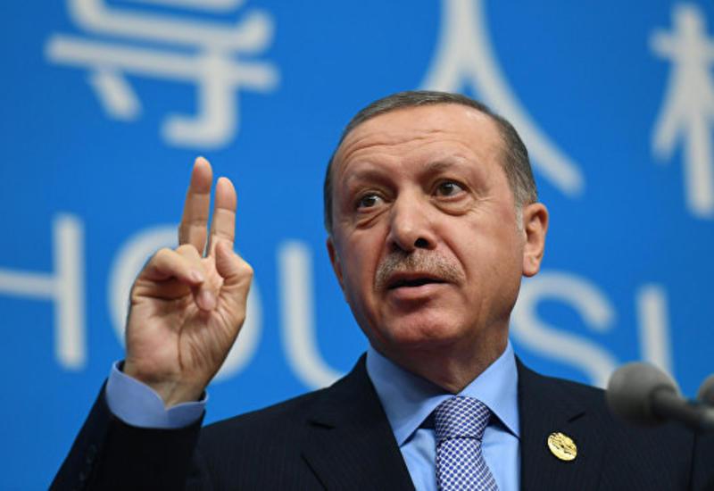 Эрдоган: нападки на единство Турции не будут иметь успеха