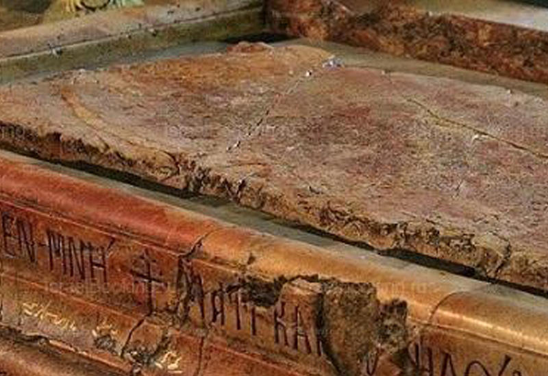 """Появилось видео вскрытия гроба Иисуса Христа <span class=""""color_red"""">- ВИДЕО</span>"""